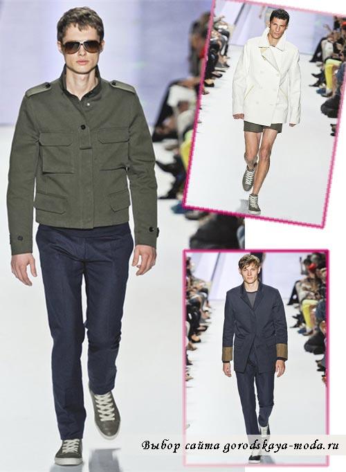 фото одежды из коллекции Lacoste