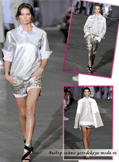 Фото моделей из новой коллекции Дизель весна-лето 2012