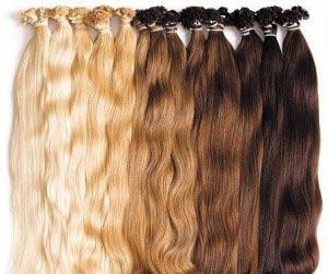 волосы для ленточного наращивания фото