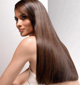 шелковистые волосы фото