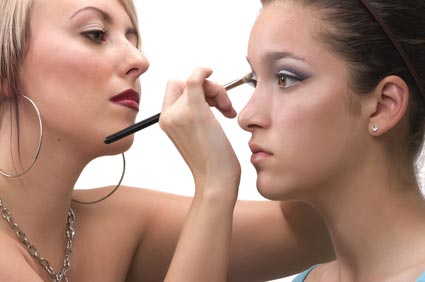 макияж смоки айс фото