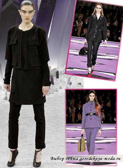 модная одежда 2012 фото