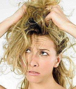 Миниатюра к статье Уход за жирными волосами