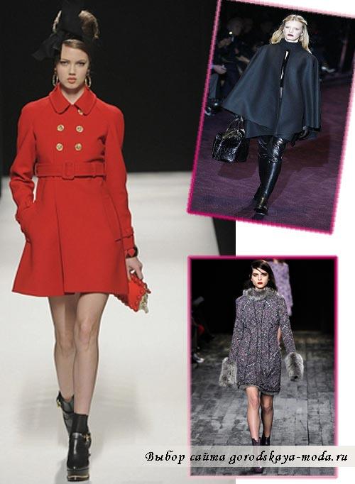 фото женское пальто