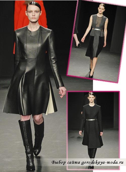 Новая коллекция Calvin Klein осень-зима 2012-2013