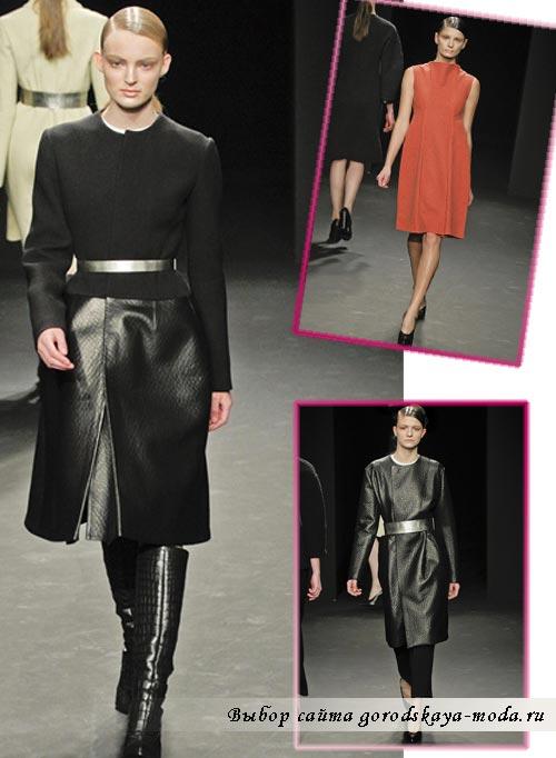 Новая коллекция Calvin Klein осень-зима 2012-2013 фото