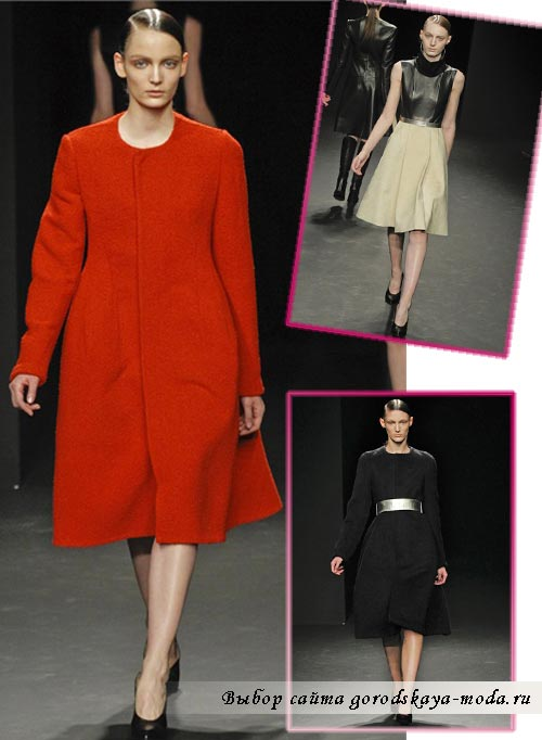 Фото новой коллекции Calvin Klein осень-зима 2012-2013