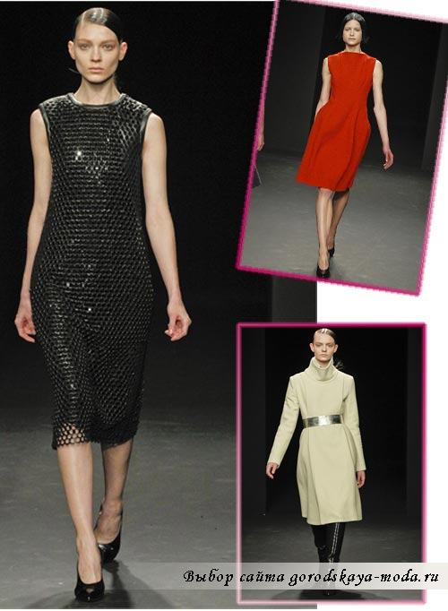Фото одежды Calvin Klein осень-зима 2012-2013