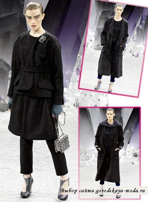 Миниатюра к статье Новая коллекция Chanel осень-зима 2012-2013