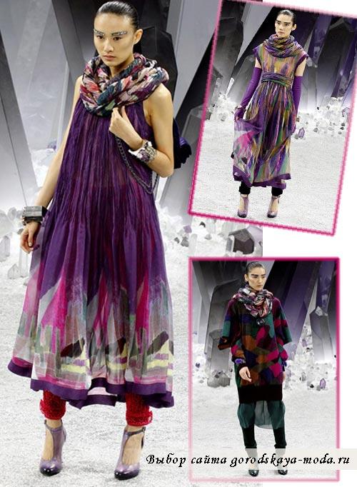 осень зима 2012-2013 Chanel фото