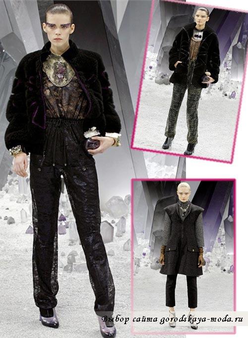 осень зима 2012-2013 мода