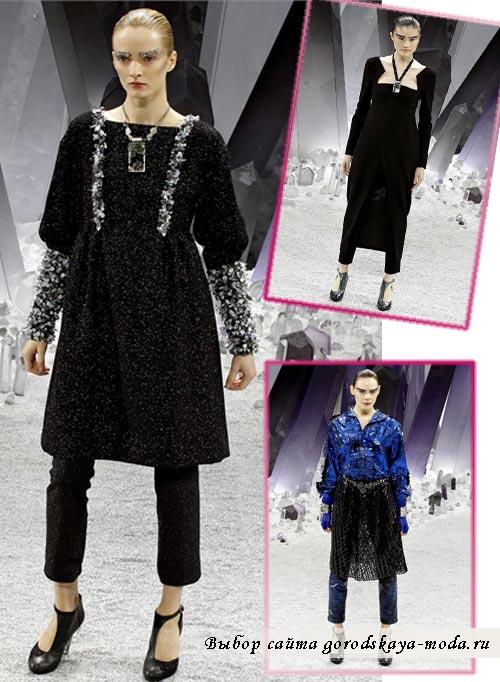 Фото Chanel новая коллекция осень зима