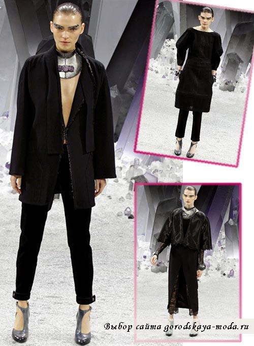 Chanel новая коллекция осень зима