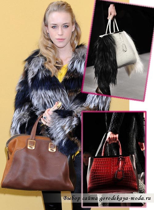 сумки осень 2012 фото