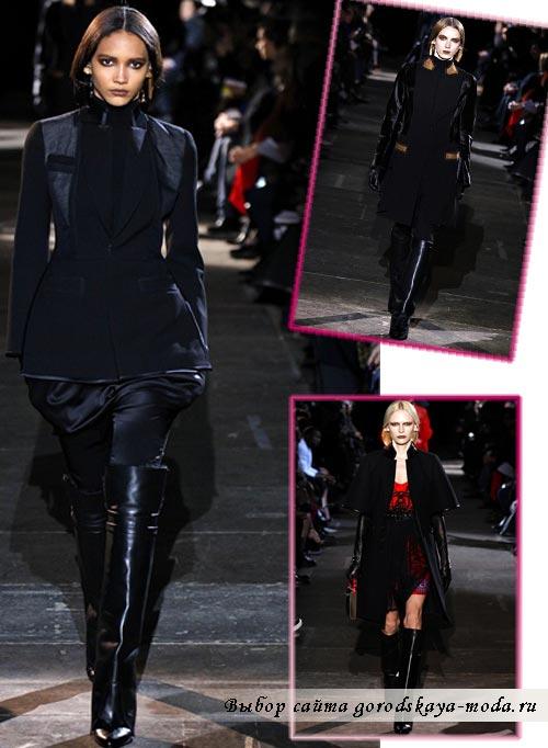 Givenchy осень зима 2012 2013 фото