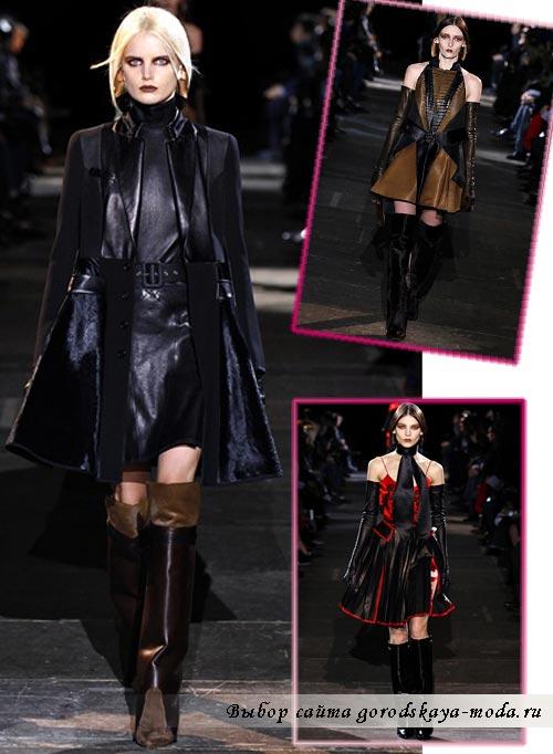 коллекция Givenchy осень зима 2012 2013 фото
