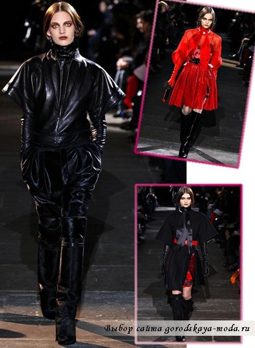 фото коллекции Givenchy осень зима 2012 2013