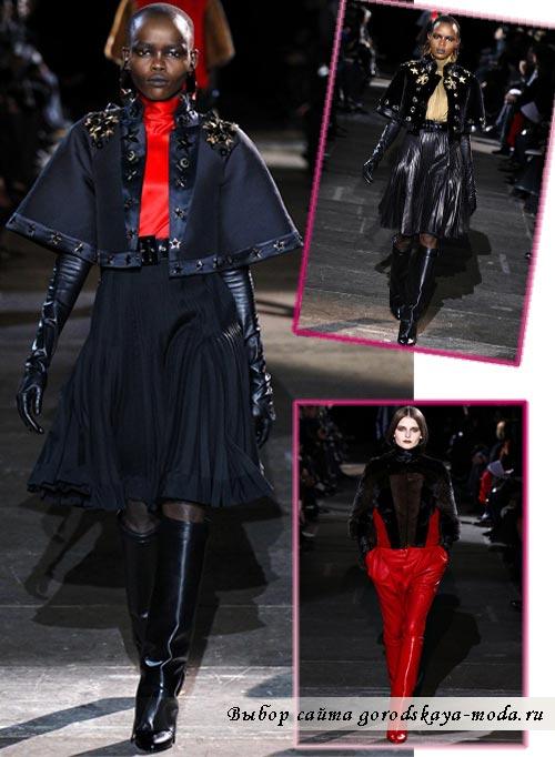 Фото коллекции Givenchy осень-зима 2012-2013