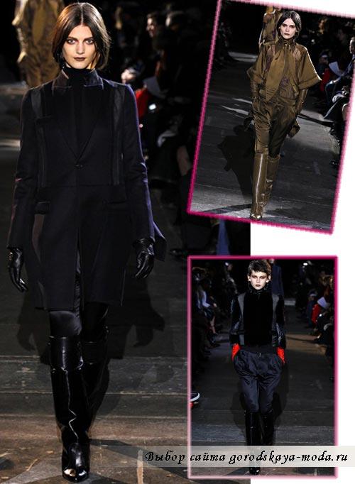 Фото из коллекции Givenchy осень-зима