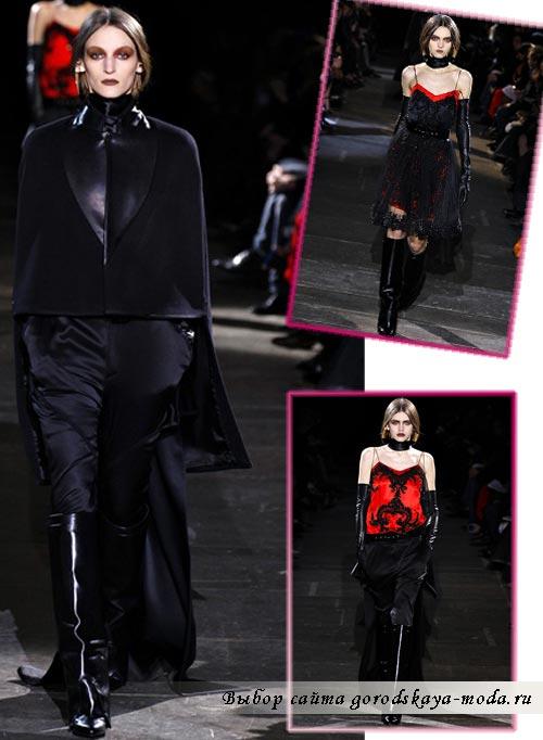 фото Givenchy осень зима