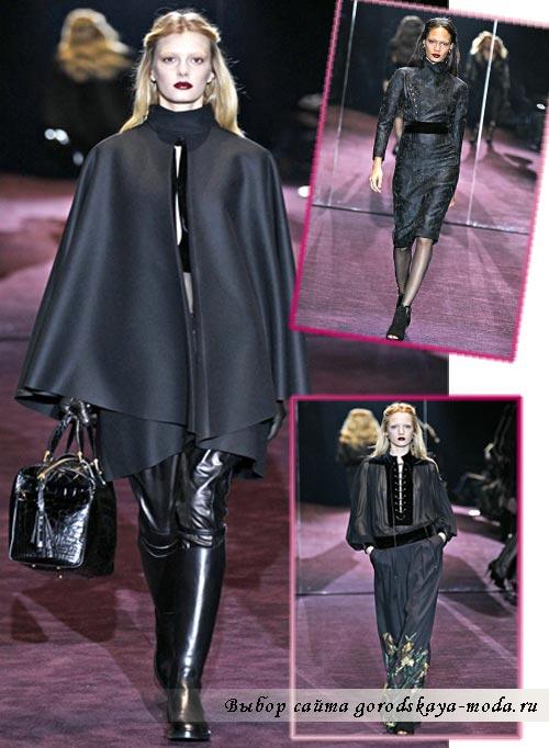 фото коллекции Gucci осень зима 2012 2013