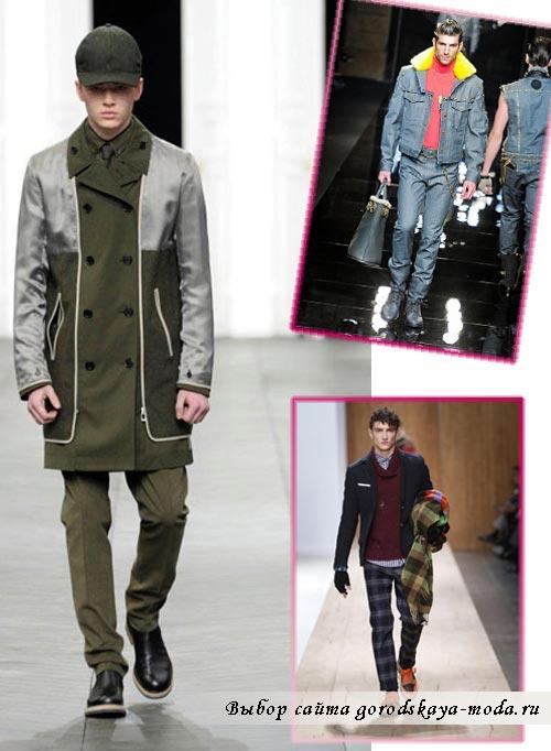 мужская мода зима 2013 фото