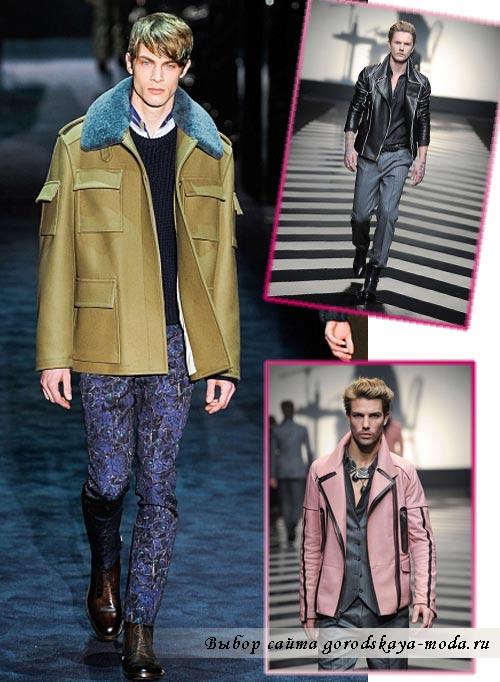 Мужская Мода Осень Зима 2014 2014 Фото Для Мужчин