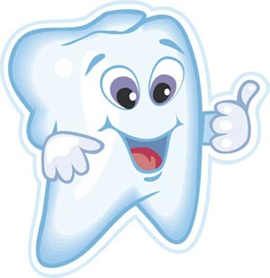 зубной налет фото