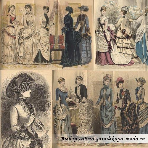 викторианский стиль одежды фото