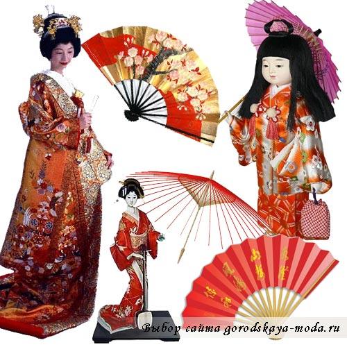аксессуары к кимоно фото