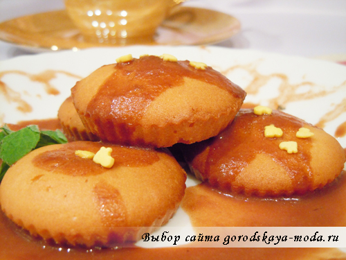 фото-рецепт приготовления печенья