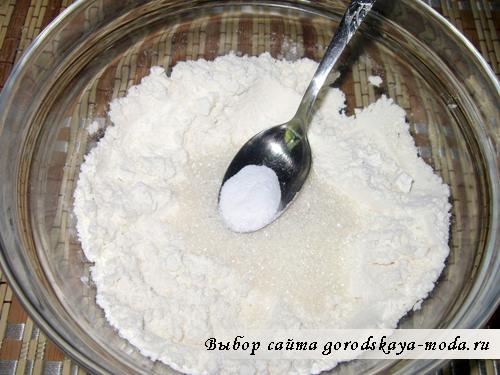 рецепт блинов на кефире фото