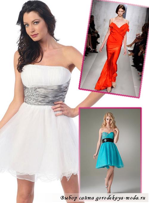 Миниатюра к статье Модные платья на Новый год 2013