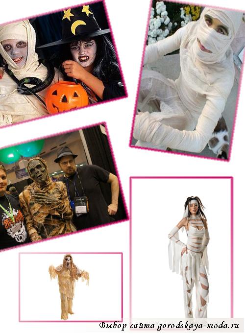 Миниатюра к статье Делаем костюмы на Хэллоуин своими руками