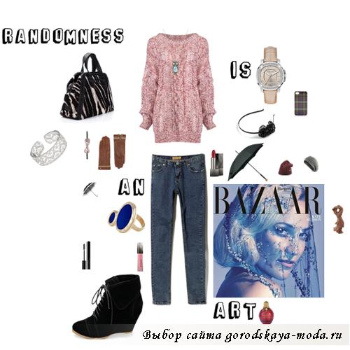 женские джинсы весна-лето 2013