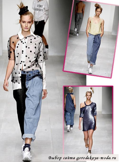 Миниатюра к статье Неделя моды в Лондоне: коллекция Ashish весна-лето 2013