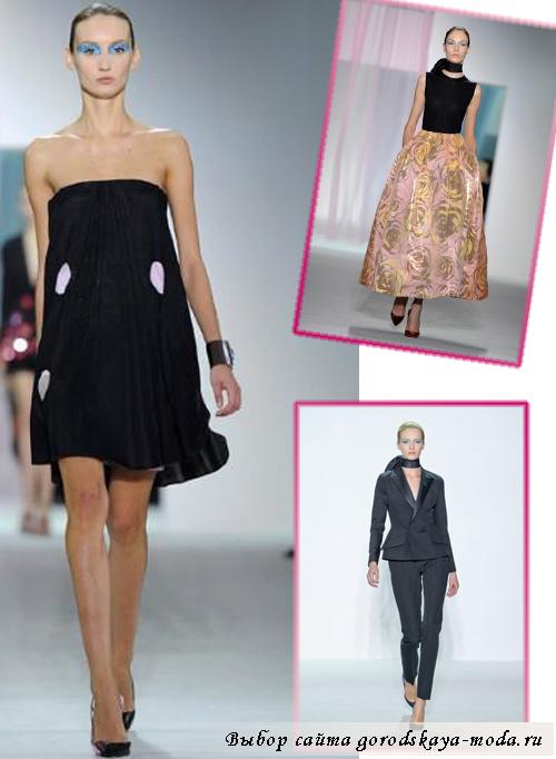 Женская мода сезона весна-лето 2013