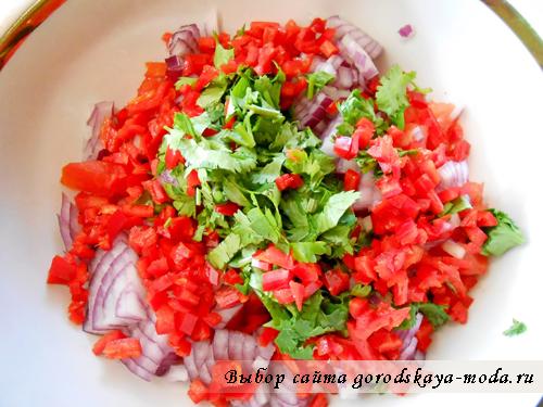 овощи для гуакамоле фото