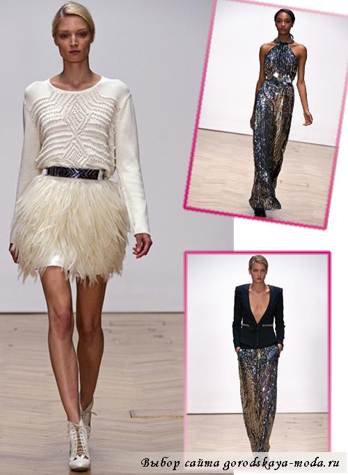 модные показы весна лето 2013