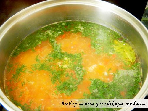 диетический суп фото