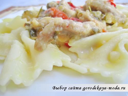 тушеная телятина фото готового блюда