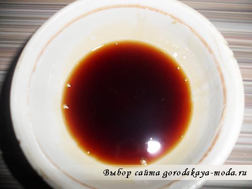совевый соус