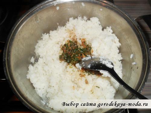 рис отварить