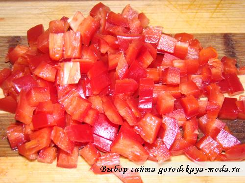 порезать помидоры фото
