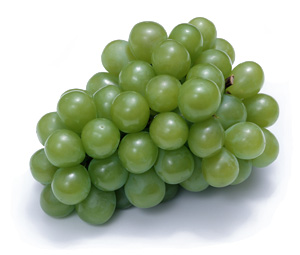 зеленый виноград фото