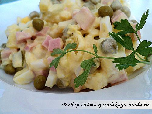 фото салата оливье