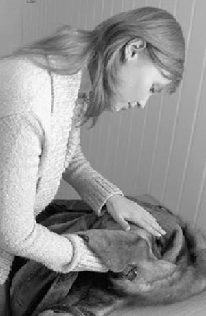 чистка меха в домашних условиях