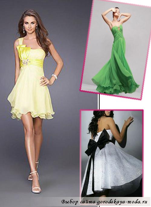 Платья на выпускной 2013 прямого покроя