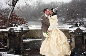 недостатки зимней свадьбы
