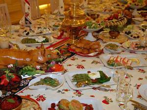 здоровое питание в праздники